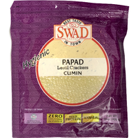 Swad Cumin Papad - 400 Gm