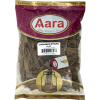 Aara Cinnamon Sticks Flat - 400 Gms