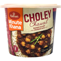 Haldiram's Minute Khana Choley Chawal - 105 Gm