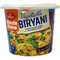 Haldiram's Minute Khana Vegetable Biryani - 70 Gm