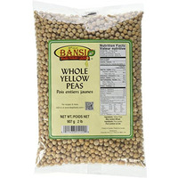Bansi Whole Yellow Vatana - 2 Lb