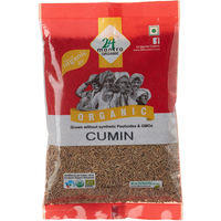 24 Mantra Organic Cumin Seeds - 7 Oz