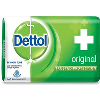 Dettol Soap Green - 125 Gm
