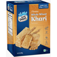 Vadilal Whole Wheat Khari - 400 Gm