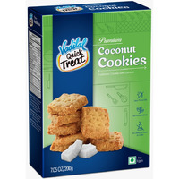 Vadilal Coconut Cookies - 200 Gm