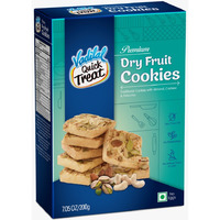 Vadilal Dry Fruit Cookies - 200 Gm