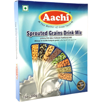 Aachi Sprouted Grains Drink Mix - 200 Gm