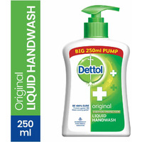 Dettol Original Liquid Handwash - 250 Ml
