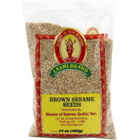 Laxmi Brown Sesame Seeds - 400 Gm