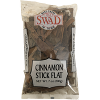 Swad Cinnamon Stick Flat - 200 Gm