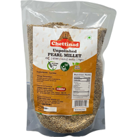 Chettinad Unpolished Pearl Millet - 2 Lb