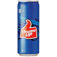 Thums Up Can - 300 Ml
