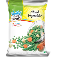 Vadilal Mixed Veg (Indian Style) (Frozen) - 312 Gm