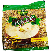 Garvi Gujarat Plain Wheat Khakhra - 7 Oz