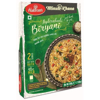 Haldiram's Ready To Eat Hyderabadi Biryani - 200 Gm