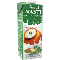Amul Masti Spiced Buttermilk - 1 Ltr