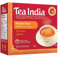 Tea India Masala Chai Tea - 72 Ct
