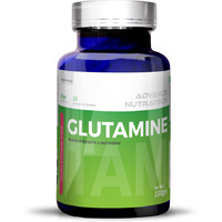 Advance Nutratech Glutamine supplement powder 100gm flavored For Beginners