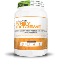 Advance Nutratech Whey Protein Extreme Powder 1Kg Banana