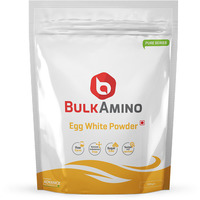 Advance Nutratech BulkAmino Egg White Powder 300gram (1.1lbs) Unflavoured