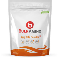 Advance Nutratech BulkAmino Egg Yolk Powder 300gram Unflavored