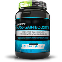 Advance Nutratech Mass Gain Booster 2Kg (4.4Lbs) Chocolate