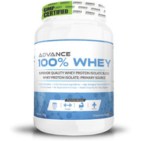 Advance Nutratech Advance 100% Whey Protein Chocolate 1Kg (2.2Lbs)
