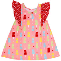 Always Kids' Tahlia Printed Dress