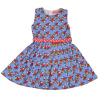 Always Kids' Blue Kensington Lollipop Dress