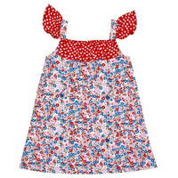 Always Kids' Rosie Printed Dress Multi-Primrose