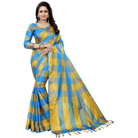 Mastani Blue Cotton  ...