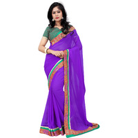 Indian Ethnic Purple ...