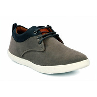 Molessi Grey Casual Shoes