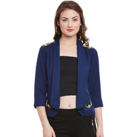 Navy Nautical Jacket ...