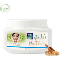 Winter Special Astaberry Aha Detan Sun Removal With Oat Powder Turmeric Extract