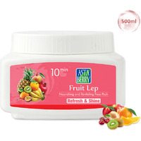 Winter Special Astaberry Fruit Lep Nourishing Revitalizing Face Pack