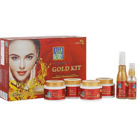 Winter Special Astaberry Gold Facial Kit 6 Steps With Gold Almond Olive Oils
