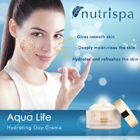 Winter Special Astaberry Aque Life Hydrating Day Cream SPF-15 50ml (Dry Skin)