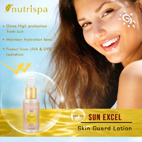 Winter Special Astaberry Sun Excel Skin Guard Lotion (SPF 50) All Skin Type