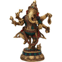 Dancing Lord Ganesha ...