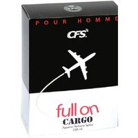 CFS Full On Cargo Black   Parfum - 100 ml  [CBX0000415]