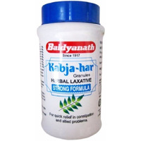 Baidyanath Kabja Har Granules Herbal Laxative Constipation & Allied - 100gm