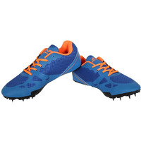 Nivia Spirit Running Spike Shoes Full Size (Size: FULL SIZE)