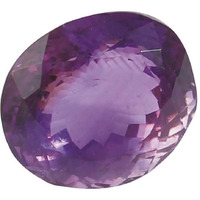 3 Ct Certified Amethyst Gemstone