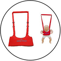Safe-O-Kid -Ergonomic Walking Support with Chest Harness