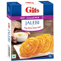Gits Jalebi Mix With Maker - 100 Gm