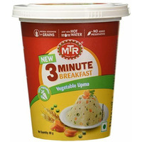 MTR 3 Minute Breakfast Cup Vegetable Upma - 80 Gm