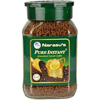 Narasus Pure Instant Coffee - 100 Gm