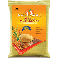 Aashirvaad Atta With Multigrains - 1 Kg