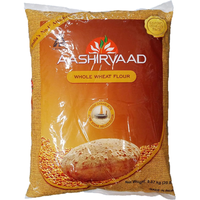 Aashirvaad Whole Wheat Flour - 20 Lb
